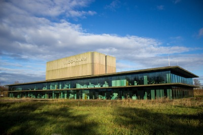 Photo of the Netherlands Institute of Ecology in Wageningen
