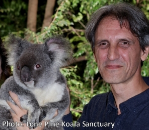 Ecoacoustics 2018 in Brisbane: the conference equivalent of stroking a Koala.