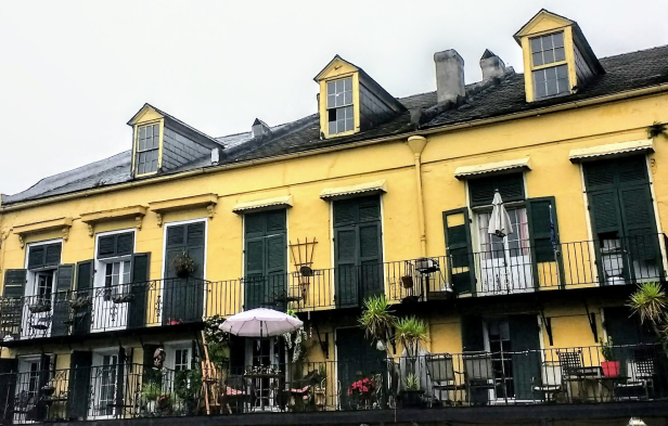 NOLA colours