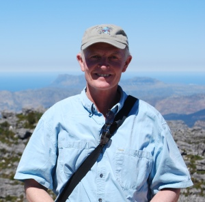Alan Knapp in South Africa