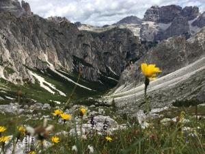 The Dolomites (Credit: Beatrice Porcellato)