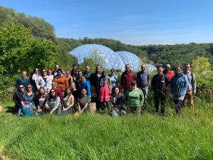 PEPG ECR Symposium - group photo