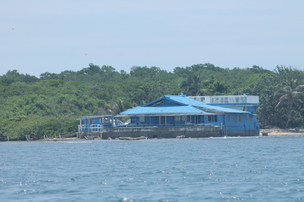 The Galeta Marine Laboratory.