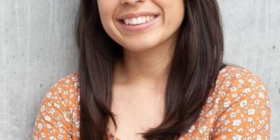 Elizabeth Mendoza. Photo credit: UC Irvine Graduate Division