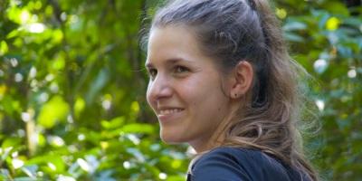 Svenja Kleinschmidt. Photo by Peter Hietz.