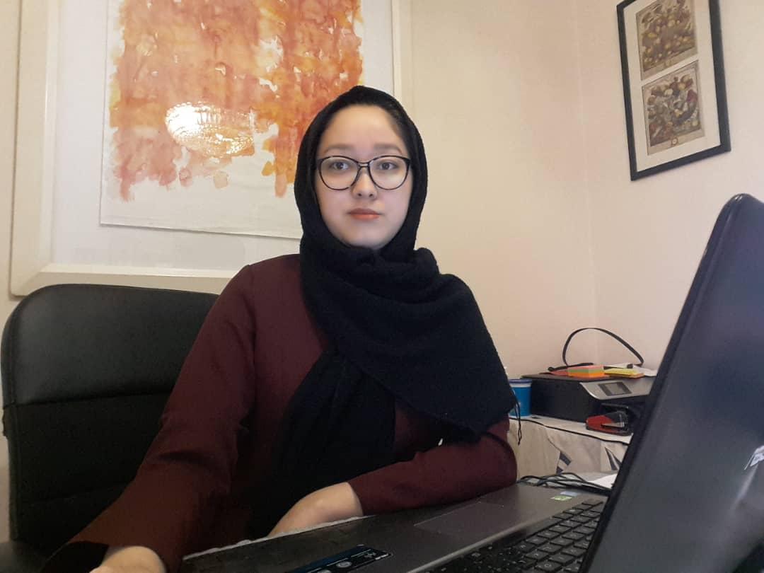 Khadijah Bahalkeh