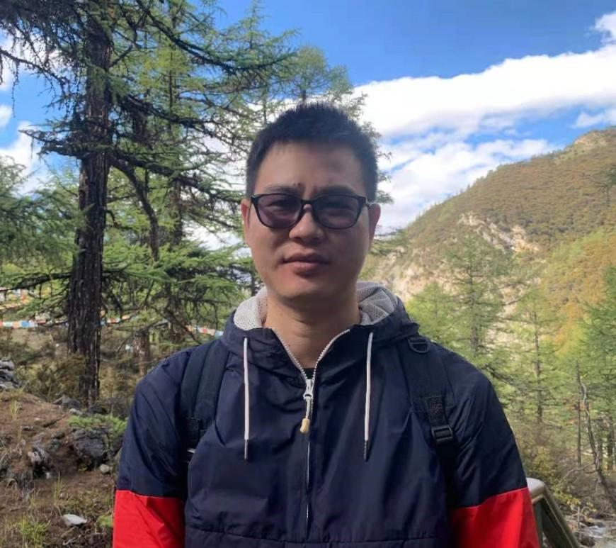 Author Hao Chen, School of Ecology, Sun Yat-sen University, China