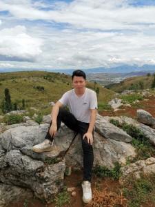 Author Xibin Sun, PhD Candidate, Sun Yat-sen University